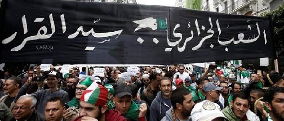 """المحلل السياسي عامر رخيلة يصرح لموقع """"الحراك الإخباري""""  الحراك لم يتمكن من أن يكون طرفا في الخارطة السياسية"""