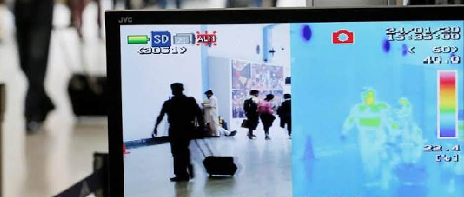 فيروس كورونا : كاميرات حرارية لكبح الفيروس .. ونحو تجميد الرحلات نحو الصين