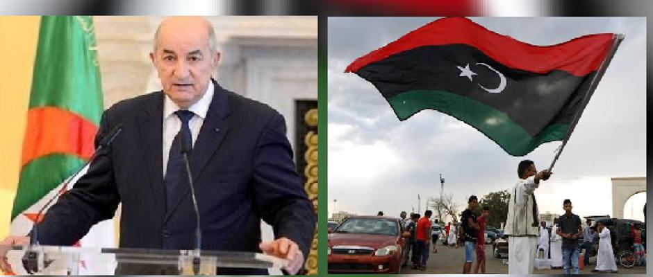 """رئيس الجمهورية يعرب عن استعداد الجزائر لاحتضان الحوار المرجو بين """"الأشقاء الليبيين"""""""