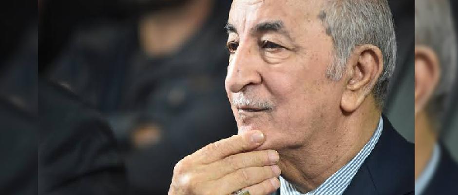 هكذا يرى تبون الدستور المقبل للجزائر..